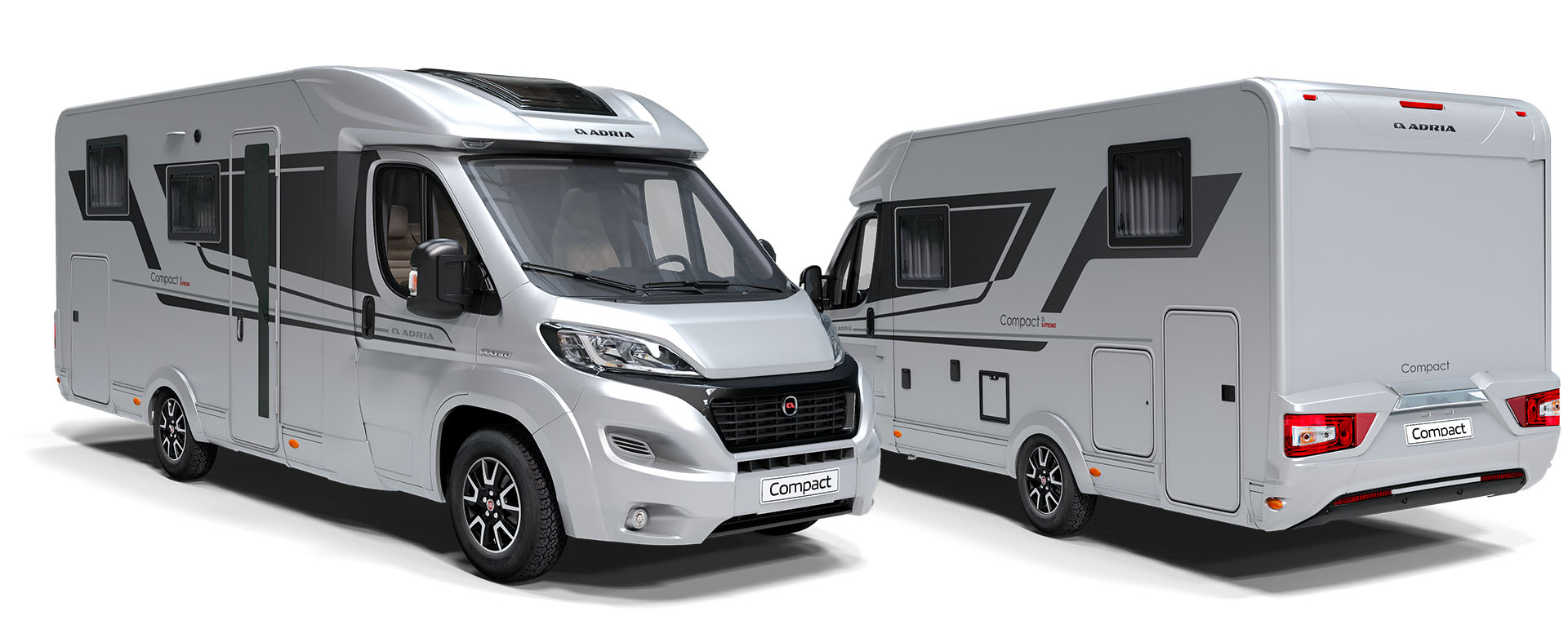 Compact — Adria Mobil